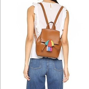 Rebecca Minkoff Sofia Tassel Backpack